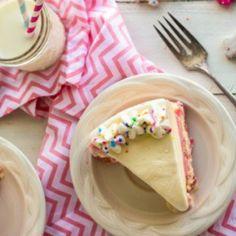Easy Ice Cream Cake Recipes - How to Make Ice Cream Cake - Country Living