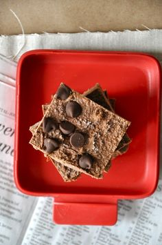 5-Minute Vegan Fudge