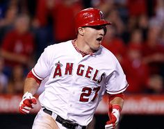 The new fish in town - Mike Trout