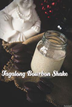 Tagalong Bourbon Shake Recipe For One
