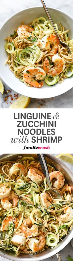 "It's not a question of either/or pasta/zucchini noodles but rather, AND/WITH...plus, SHRIMP! This is the best | <a href=""http://foodiecrush.com"" rel=""nofollow"" target=""_blank"">foodiecrush.com</a> <a class=""pintag"" href=""/explore/shrimp/"" title=""#shrimp explore Pinterest"">#shrimp</a> <a class=""pintag searchlink"" data-query=""%23zoodles"" data-type=""hashtag"" href=""/search/?q=%23zoodles&rs=hashtag"" rel=""nofollow"" title=""#zoodles search Pinterest"">#zoodles</a> <a class=""pintag"" href=""/explore/pasta/"" title=""#pasta explore Pinterest"">#pasta</a> <a class=""pintag"" href=""/explore/linguine/"" title=""#linguine explore Pinterest"">#linguine</a> <a class=""pintag"" href=""/explore/zucchini/"" title=""#zucchini explore Pinterest"">#zucchini</a>"