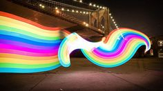 Pixelstick Takes Your Light Painting Photography To Whole New Level