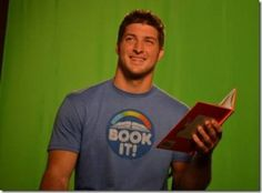 Tim Tebow/Book It