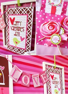 Valentines Party Ideas #valentines #party #ideas