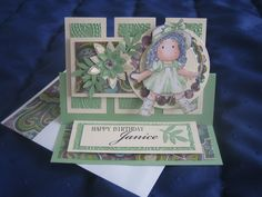 easel cards, card inspir, magnolia stamp, hat