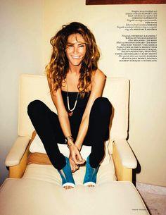 "Vogue Netherlands June 2013, ""It's A Crazy Beautiful World"" featuring beautiful Wasson."