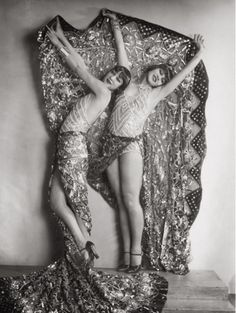 Chorus Girls in Vienna c.1929