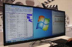 Super widescreen comes to the desktop << No more dual screens!