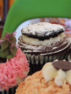 ... Dark Chocolate Cupcakes, Mocha Cupcakes and White Chocolate Cupcakes
