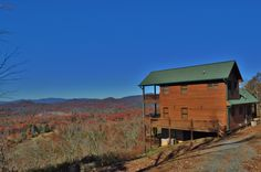 Stay at the TOP, Stay with Mountain Top Cabin Rentals. This is just one of our 65 gorgeous luxury rentals 90 minutes north of Atlanta