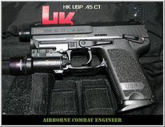 H&K; USP