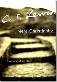 Mere Christianity.... C.S. Lewis. Look for yourself, and you will find in the long run only hatred, loneliness, despair, rage, ruin, and decay. But look for Christ and you will find Him, and with Him everything else thrown in.