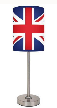 union Jack - Lamp