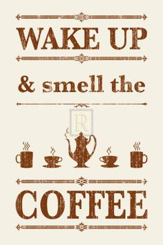 Makes for a great morning #coffee #quote