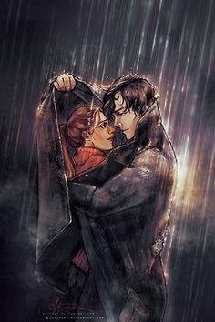 Sherlock & Molly - awww