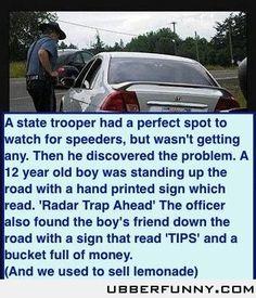 Genius!! haha