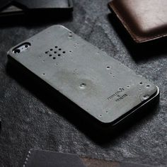 Fancy - Luna Concrete Skin for iPhone 5/5s by Posh Craft