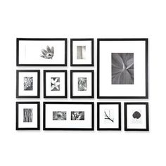 """Picturewall Frame Kit 1"""" Black now featured on Fab."""
