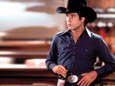 john travolta, urban cowboy, circa. 1980