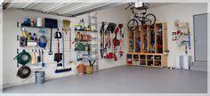 ideal garage storage