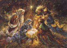 nativity scenes pictures | Nativity Scene