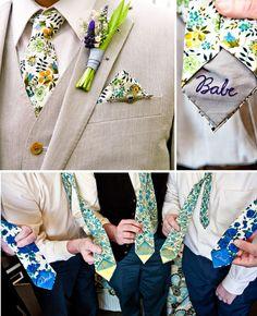 For groomsmen.