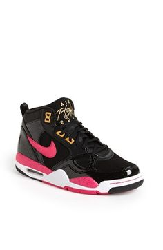 Nike 'Flight '13 Mid' Sneaker (Women) available at #Nordstrom