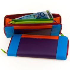Zip round wallet - Mywalit