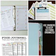 Jump-Start Your January! 15 Free printables to organize your home and family