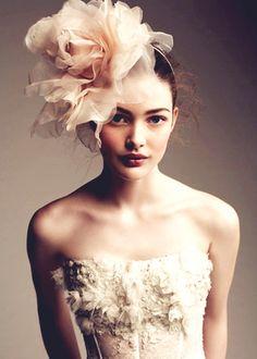 Lovely makeup and styling! #nutcrackerweddingidea #weddingstyle