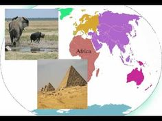 Seven Continents Song - Introducing the Continents  (Intro for the kids to Cycle 1, this summer.)