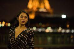 A Parisian Engagemen