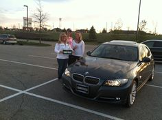 """My Visalus BMW!! Woohoo!!!"" - Amy Snyder"