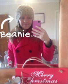 Beanie hat x
