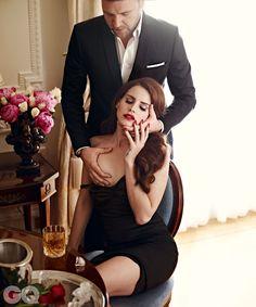 Lana Del Rey GQ UK 2013