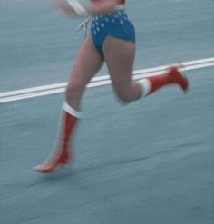Faster Wonder Woman faster