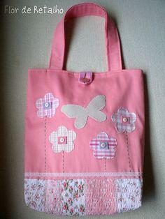 Bolsa: Flores