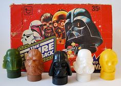 Star Wars Candy Boxes