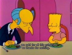 <3 the simpsons