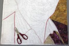 How to Sew Art Quilt