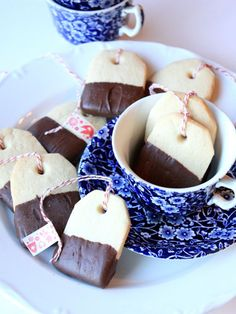 Tea Bag Cookies
