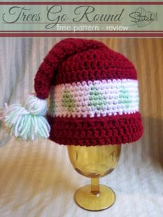Trees Go Round – Free Pattern – Review