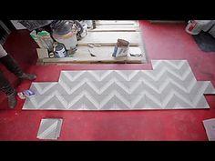 Installing a Cement Tile Floor