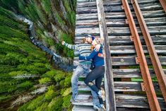 17 Death-Defying Photos That Will Make Your Heart Skip A Beat
