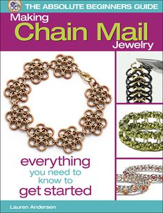 Open. Close. Chain mail is that easy! $21.99