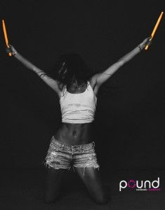 Lose Pounds like a Rockstar with POUND   The Fit Stop