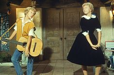 The Parent Trap... I loved watching this movie when I was growing up... and I still do! :) Such a classic.
