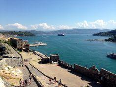 Portovenere, Italy with Azamara Club Cruises.