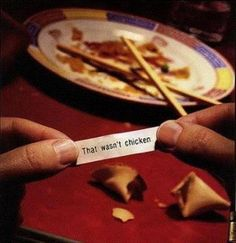 What a fortune!