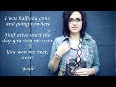 "▶ ""Won Me Over"" by Audrey Assad - Lyric Video - YouTube"